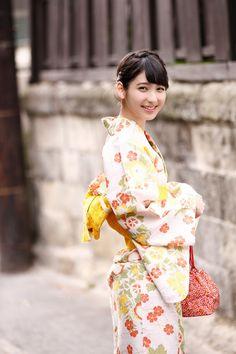girlsinkimono: Natsumi Matsuoka