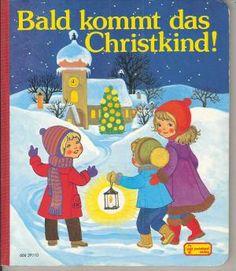 gebrauchtes Buch – Kuhn, Felicitas / Marianne Böck-Hartmann – Bald kommt das Christkind (kleines Format)