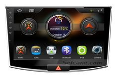 10.1 inch 2012 2013 2014 VW Volkswagen Magotan Android 4.1 GPS Radio Audio System 3G WiFi TV USB SD IPOD IPhone Bluetooth Mirror Link Canbus HD 1080P Mirror Link: Synchronize your phone to the system's screen.Currently support iPhone, Samsung Galaxy android 4.2 and above