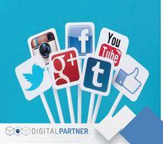 Digital Partner Redes Sociales