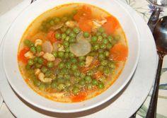 Chana Masala, Thai Red Curry, Salsa, Ethnic Recipes, Food, Essen, Salsa Music, Meals, Yemek