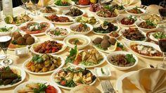 Mezzeh lebanon