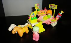 Vintage Pin y Pon carriage / Pin y Pon carroza sorpresa | Flickr - Photo Sharing!