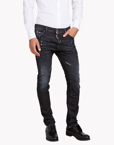 Cool Guy Jeans, 5 Pockets Uomo | Dsquared2 Online Store
