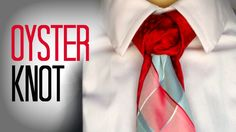 The Oyster Knot : How to tie a Tie – Wedding Tie A Necktie, Necktie Knots, Tie Bow, Scarf Knots, Tie The Knots, Mens Hottest Fashion, Mens Fashion, Wedding Ties, Wedding Dresses