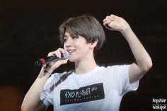 150612 Baekhyun | EXO'luXion in Taipei Day 1