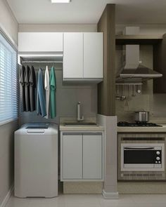 Design Interior Home Vintage Laundry Rooms 38 Ideas For 2019 Bathroom Interior, Kitchen Interior, Interior Design Living Room, Home Decor Kitchen, Kitchen Design, Outdoor Laundry Rooms, Vintage Laundry, Laundry Room Design, Small Apartments