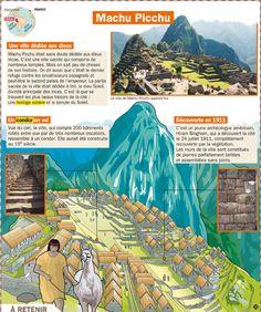 Fiche exposés : Machu Picchu