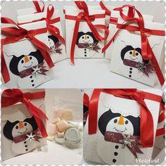 #goodie #bag #homemadebyme #santaclaus #christmas