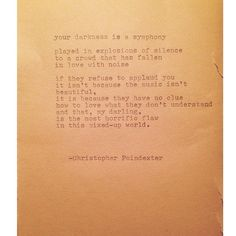 The Blooming of Madness poem #211 written by Christopher Poindexter (For sale on Etsy. Link to buy is in my bio.)