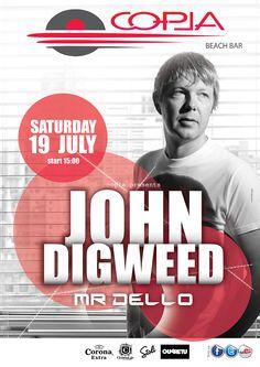 JOHN DIGWEED //