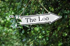 Directions to The Loo. Find out more about our wedding photography at www.littlephotocompany.co.uk