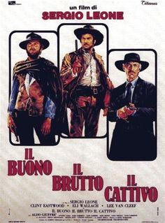 """Sergio Leone e lo """"Spaghetti Western"""" : www.farwest.it"""