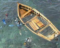 en directo: Vídeo-- de jóvenes  que naufragaron el domingo en ...