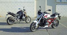 BMW presenta la versión 2015 de su motocicleta R1200R