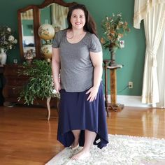 Recently, LuLaRoe launched a new skirt. This makes complete sense to me  since I feel like skirts and spring go hand in hand. After a brutal  winter in Wisconsin, I'm ready to let my legs see some light, even if it  may scare people with how pale they are. So, let's get down to the  details! Click through to read my honest LuLaRoe Olivia review!