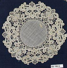 19th Century, Austrian, Needle Lace