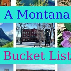 Life is short, and Montana is vast.                                                                                                                                                      More