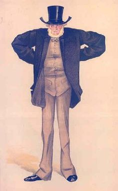 VANITY FAIR SPY CARTOON. Joseph Cowen 'Newcastle-on-Tyne'. Northants. 1872