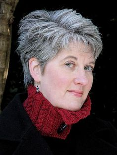 Short Hairstyles For Women Over 60 | Found on knitty.com