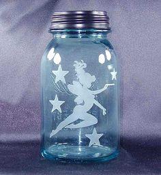 Solar Fairy Jar
