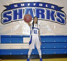 Suffolk's Tah'Joenae Hinton Named NJCAA Division III Second-Team Region XV All-Star