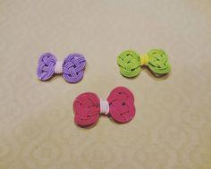 リボン型水引初めて見た Macrame Knots, Arts And Crafts, Stud Earrings, Bows, Japanese Style, Instagram Posts, Handmade, Accessories, Jewelry