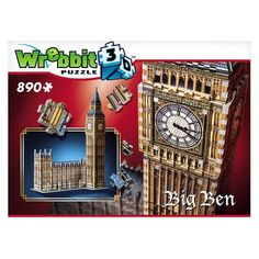Wrebbit Jigsaw Puzzles are the top of the line for Puzzles.You'll find a fantastic collection of puzzles to challenge the most avid jigsaw puzzler. Metal Puzzles, Wooden Jigsaw Puzzles, 1000 Piece Jigsaw Puzzles, New Puzzle, Puzzle Toys, 3d Puzzel, Big Ben Clock, London Olympic Games, Houses Of Parliament