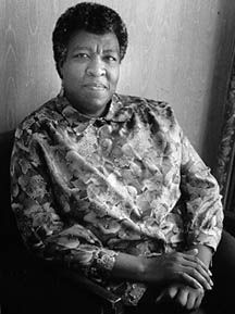 Belle Lettres: Octavia Butler, an American science fiction author