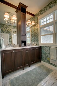 Lounging at the Lake- Lake Minnetonka - contemporary - bathroom - minneapolis - Design Innovations