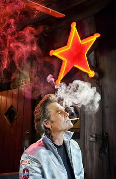 Kurt Russell in Death Proof