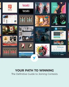 Your Path to Winning: The Definitive Guide to Joining Contests Chat App, Paths, Projects, Blog, Log Projects, Blogging, Pathways