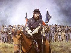 "Civil War Confederate Generals, Thomas Jonathan ""Stonewall"" Jackson"
