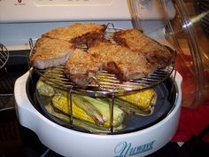 Country Style Ribs Nuwave Nuwave Oven Recipes