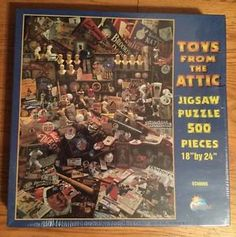 Toys from the Attic - Sunsout