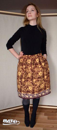 Spódnica Cinta Batik #manu #manushop #batik #fashion #skirt #moda