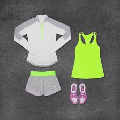 Essentials for cool and comfortable summer runs.