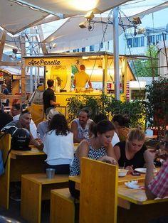 Mercato Metropolitano market, Expoincittà, Porta Genova, Milan, Lombardy, Italy, Europe