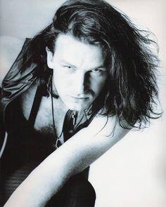 Bono circa Rattle and Hum U2 Music, Music Is Life, Rock Music, Bono Vox, Rattle And Hum, Paul Hewson, Larry Mullen Jr, Black And White Google, Secret Crush