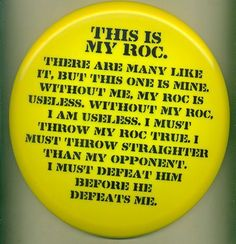 This Is My Roc —Disc Supply MUST GET THIS DISC!!!