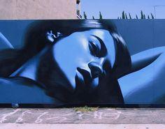Street art murals by El Mac & Retna Street Art is a highly popular type of ar… 3d Street Art, Best Street Art, Murals Street Art, Amazing Street Art, Mural Art, Street Artists, Wall Murals, Graffiti Art, Urban Graffiti