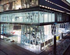 Toyo Ito; Sendai Mediathèque; 2001.