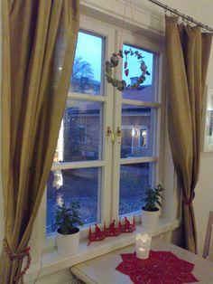 tea time- Upsala Sweden Tea Time, Sweden, Curtains, Home Decor, Blinds, Decoration Home, Room Decor, Draping, Home Interior Design