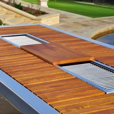 Discover The Cole Henley 6 Seater Wooden Table Cover At Amara Built In Bbq