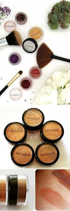 The Essentials Kit - Foundation, Veil, Concealer+Eyeshadow Bonus — MOVE Makeup The Essential, Makeup Foundation, Best Makeup Products, Concealer, Veil, Stage, Essentials, Eyeshadow, Floor