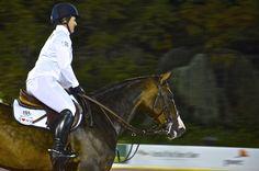 Cara Raether and Saskia 269 at The Central Park Horse Show. #horses #horseshows #NYC #newyorkcity