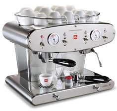 Francis Francis espresso machine | My dream house.. and other dreamy ...