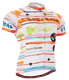 23f7368ec Cyclist jersey bike clothes printed cycling shirt for men S~3XL