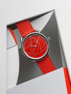 Studio Kleiner, Photography & Imagery Hermes Watch, Creative Review, Image Makers, How To Take Photos, Watches, Studio, Herman Miller, Product Photography, Banner