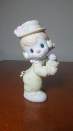 Vintage 1984 Enesco Precious Moments Clowns Figurine   12238  enesco  Precious Moments Figurines 31c169883215